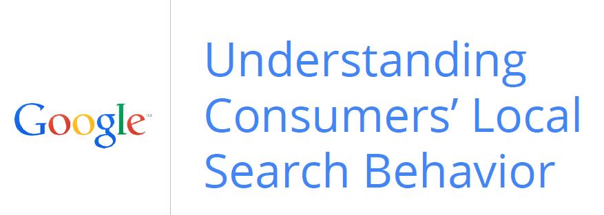 Google lokalen Suchverhalten Studie- City Market Leader
