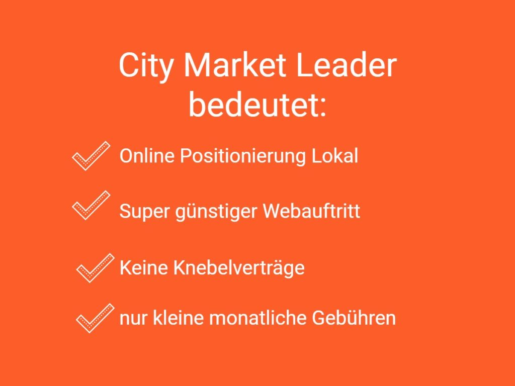 Warum City Market Leader